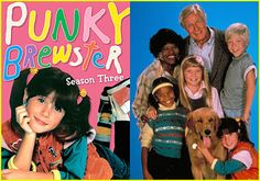 Punky Brewster showed us the meaning of Punky Power <3