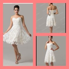 Wholesale cheap white bridesmaid dress online, short knee length bridesmaid dress - Find best 2014 free shipping -short knee length white charming a line lace designer cocktail graduation evening prom long bridesmaid dress at discount prices from Chinese bridesmaid dress supplier on DHgate.com.
