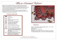 Шаль / Вязание спицами / Вязание для женщин спицами. Схемы вязания спицами