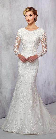 https://moncheribridals.com/wedding-dresses/collections/modest-by-mon-cheri/