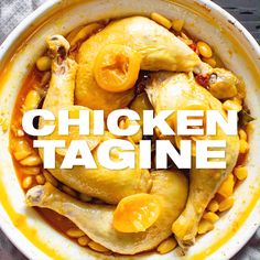 Fancy Dinner Recipes, Dinner Rolls Recipe, Quick Healthy Meals, Easy Meals, Healthy Eats, Healthy Recipes, Moroccan Chicken Tagine Recipe, Tagine Recipes, Preserved Lemons