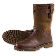 Le Chameau Jameson Low Waterproof Boots