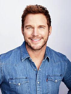 Chris Pratt photographed by John Russo for Spec. Those eyes!!! That sweet genuine smile!! So cute cute cute I love him to pieces ;-)