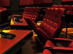AMC® DISNEY SPRINGS 24 DINE-IN THEATRES Take your movie-going experience up a notch—enjoy the film, shareable bites and libations from the comfort of a plush lounge chair.  VISIT WEBSITE SHARE VIEW ALL DINING