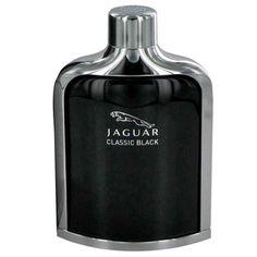 Perfume Masculino Jaguar Classic Black EDT 100ml — Carro de Bolso