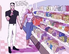 (art by jvvvk_) I'm in love with these parent AUs with Shiro and Allura c: ---- #voltron #shiro #allura #voltronlegendarydefender