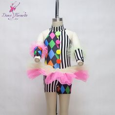 Find More Ballet Information about multi color harlequin checks bodice stage performance ballet  costume girl stage ballet tutu kid dance costume,High Quality tutu petticoat,China costume coins Suppliers, Cheap tutu dresses for kids from Dance Favourite on Aliexpress.com