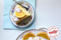 Torta soffice alle arance