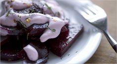 Recipes for Health - Mediterranean Beet and Yogurt Salad - Recipe - NYTimes.com