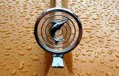 Hood  Ornament  do  AMC  Marlin  -  1967
