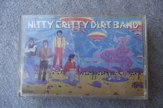 """Nitty Gritty Dirt Band Cassette """"Hold On"""" Fishin' In The Dark, Joe Knows, Blue R"""