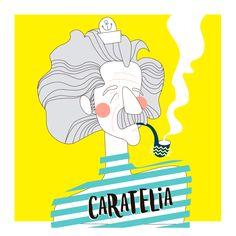 Empieza Caratelia, bienvenidos.