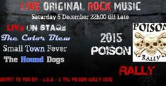 TCB 2015 Poison Event