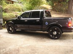 Lincoln Blackwood. Love this truck(: