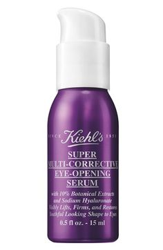 Kiehl's Since 1851 Kiehl's Since 1851 Super Multi-Corrective Eye Opening Serum available at #Nordstrom
