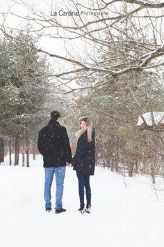 Amoureux en hiver #couple #hiver #neige Couple Photos, Couples, Love Birds, Snow, Winter, Couple Shots, Couple, Couple Pics