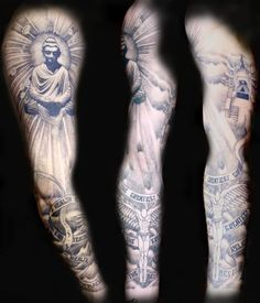 #Buddha #sleeve #tattoo by Tommy