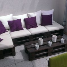 Lounge Area / Sonnendeck :-)