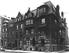 1314-1320 Locust Street, Philadelphia