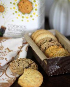 Cookies & Corks Giveaway