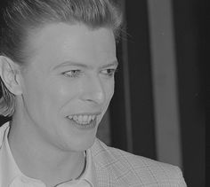 September 28, 1980. David Bowie at the Broadway opening of The Elephant Man. Booth Theater, New York. Photo by by Melissa Hill.