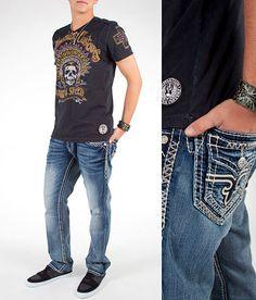"""Go-To Blues"" #buckle #fashion  www.buckle.com"