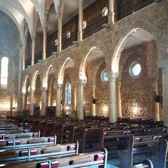 St. Elias Maronite Catholic Church, #Lebanon  Amazing application of our #Trick…