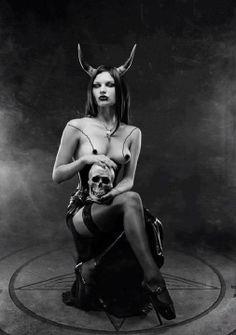 Satan worshipper