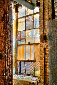 naturally stained glass (Dustin Grau). Textures.