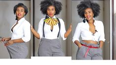 ( how to style oversize pants) Lifestyle, Skirts, Pants, Fashion, Moda, Trousers, Fashion Styles, Women Pants, Women's Pants