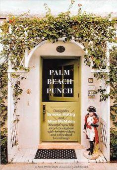 mimi mcmakin: a palm beach icon- the glam pad | pond apple dr