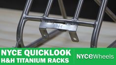 H&H Titanium Rack Overview for your Brompton