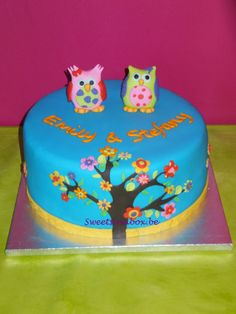 Sweetsinabox.be Retro owl