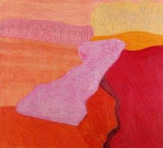 Shapes of Spring by Milton Avery, 1952