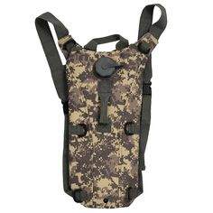 New Sale 2.5L TPU Hydration System Bladder Water Bag Pouch Backpack Hiking Climbing-ACU camo