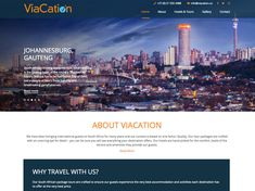 From concept to logo design, website design and development. Known Design is a boutique branding agency based in Cape Town. View Viacation now.