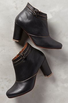 Luiza Perea Santos Booties #anthropologie