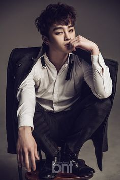 Seo In Guk be hella fine <3