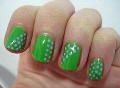 DIY portland garden DIY Nails Art