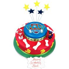 Looking for #PawPatrol birthday cakes? Then you've come to the right place here at The Brilliant Bakers! For more information, visit our website today. #pawpatrolbirthdaycake