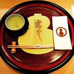 #kaiseki #omakase @ #温味 #sapporo #hokkaido #japan loved the setting...all ready for dinner!  #sakura00eats #workhardeatharder by sakura00eats