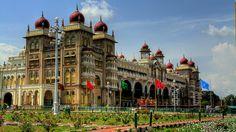 Next... Mysore Palace (Mysore, India)