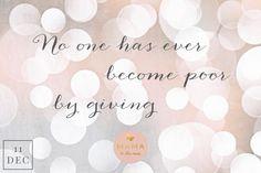 De wet van Snuf.#giving#love www.mamatothemax.nl