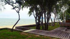 X2 Kui Buri beach front