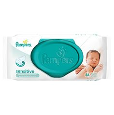 The Best Diapers and Diaper Needs |  Pampers Sensitive Baby Wipes