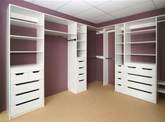 walk in closet designs | Walk-in Wardrobes