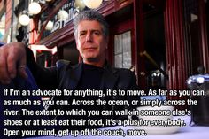 10 Awesome Anthony Bourdain Quotes - Ned Hardy