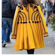 Miroslava Duma captured by Gastrochic @ fashion week