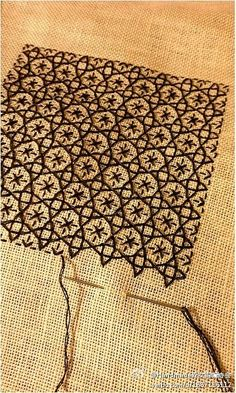 embroidery pattern, beautiful