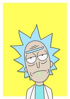 Rick Sanchez (Rick and Morty): TeNi